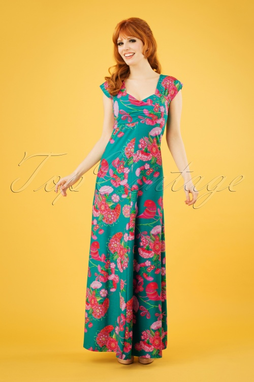 Lien & Giel 27664 Sitges Birdy Maxi Dress 20190205 1W