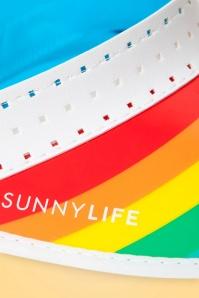 Sunny Life 28794 Hat Beach Sunhat Vizor Rainbow 20180611 002
