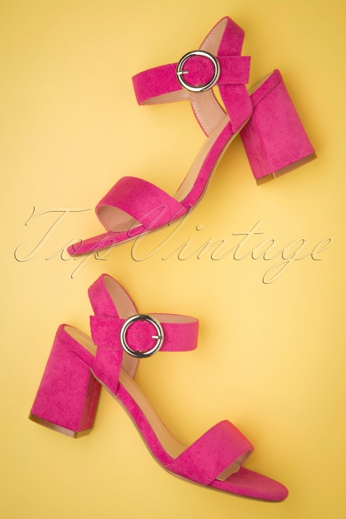 Fabulous Fabs 27622 Fabs Fuxia Sardals Pink 20190314 036W