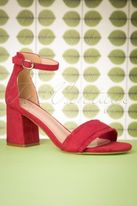 Fabulous Fabs 27634 Red Heels Sandals 20190315 004W