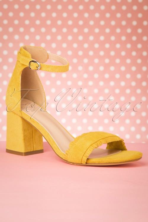 FabulousFabs 27635 Sandals Ochre 20190314 006W