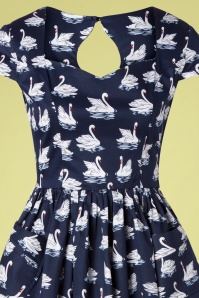 Banned 30115 Summer Swan Dress 20190320 002V