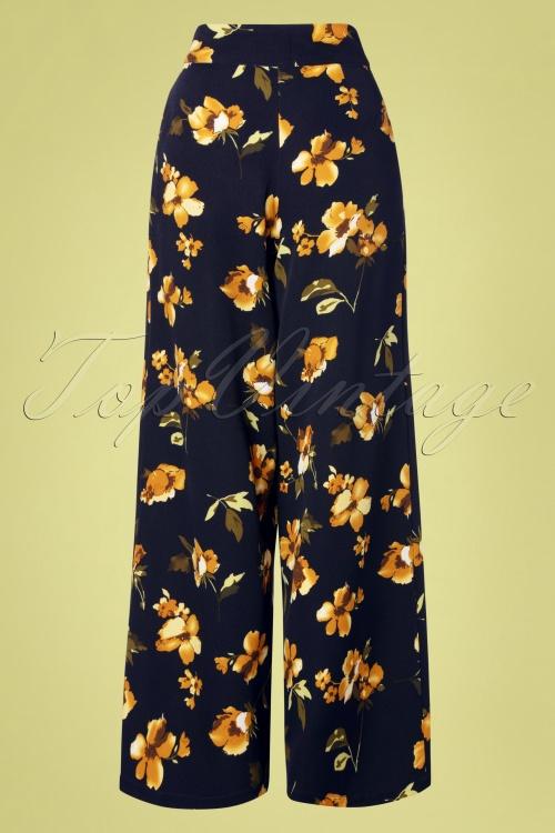 Vixen 28351 Emilia Floral Trousers 20190320 007W