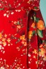 King Louie 27232 Fiery Red Anna Maxi Dress Splendid 20181121 004W
