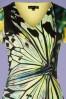 Smashed Lemon 27740 Green Butterfly Dress 20190208 002V
