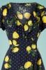 Smashed Lemon 27754 Lemon Polkadot Dress 20190208 001V