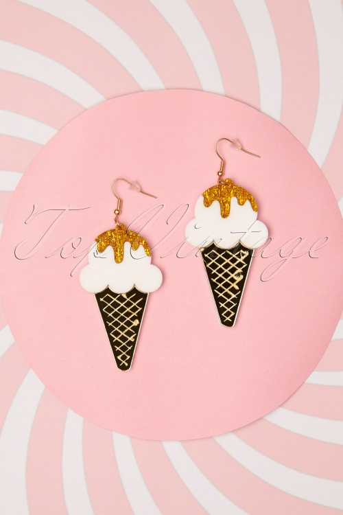 Collectif Clothing 27255 Sonny Ice Cream Multi 20190322 018W