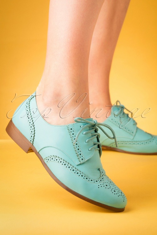 Yull Shoes 27618 Brighton Sky Flats Blue 20190321 010w