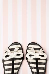 Lola Ramona 26723 Sandaaltjes Penny Black White 20190321 042 copy