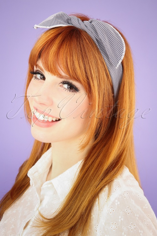Collectif Clothing 27274 Bandana Blue Headband 20190321 001W