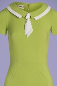 Tatyana 29513 Catherine Green Pencil Dress 20190401 002v