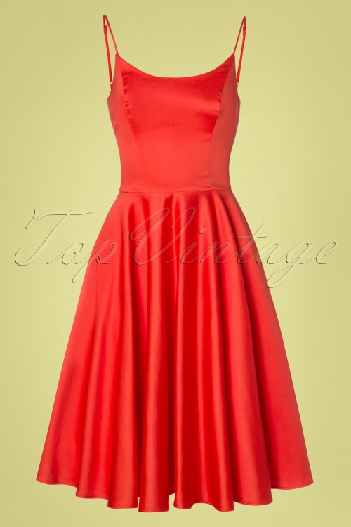 Tatyana 29516 Peggy Fiesta Orange Dress 20190401 008W