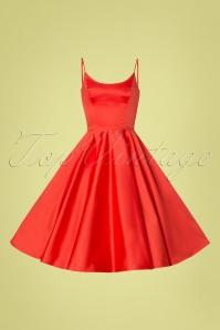 Tatyana 29516 Peggy Fiesta Orange Dress 20190401 004W