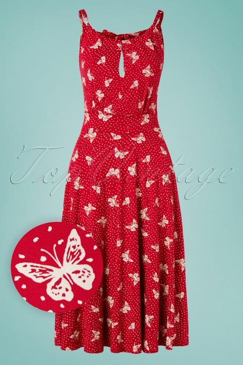 TVBC 29065 Swing Red White Butterfly 03042019 0001W1