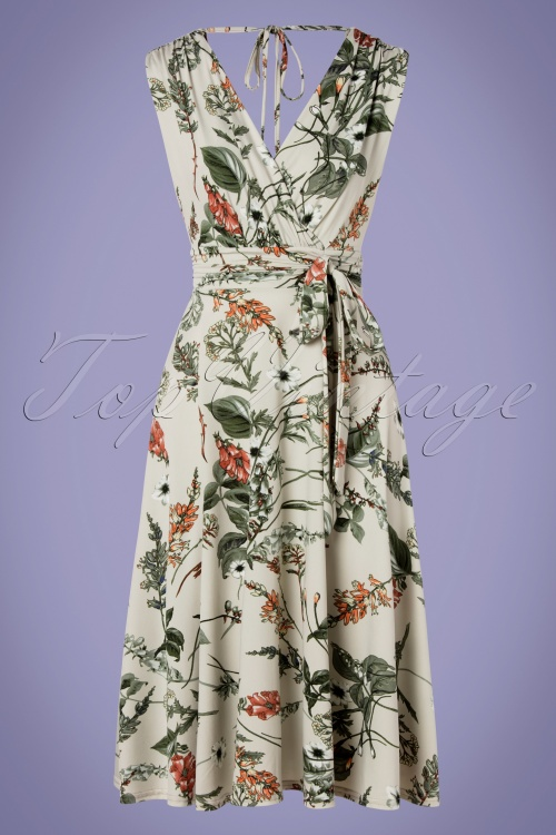 Vintage Chic 29979 Swing Green Floral 03042019 0008W