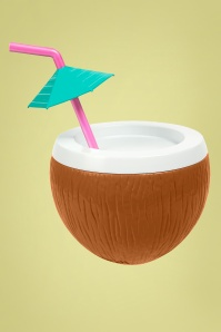 50s Coconut Sipper