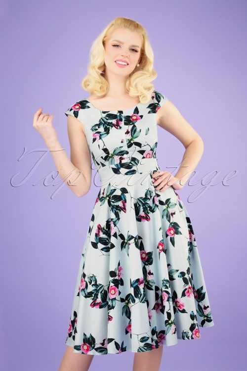 Hearts and Roses 29019 Swing Dress 20190305 007 020W