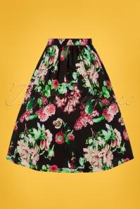 Belsira 30309 Wide Vintage Skirt 20190404 003W