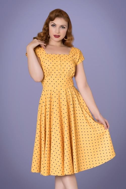 Sheen 29007 Zafira Polkadot Dress 20190405 020
