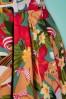 Belsira 30310 Wide Vintage Hawaii Skirt 20190404 005W