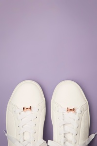 Ted Baker 28704 Sneaker White Rose Astrina 20190403 003