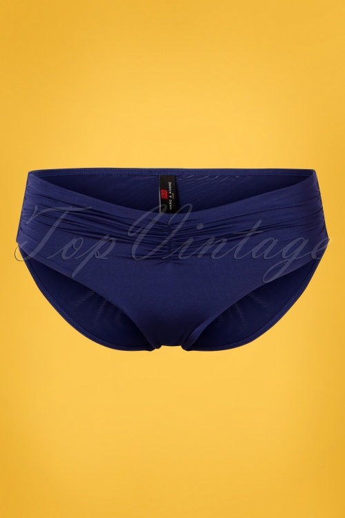 Marc & Andre Paris 30249 Bikini Pants Deep Navy Blue 20190408 0002W