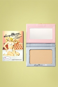 Sexy Mama Anti-Shine Translucent Powder