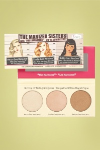 The Manizer Sisters AKA The Luminizers