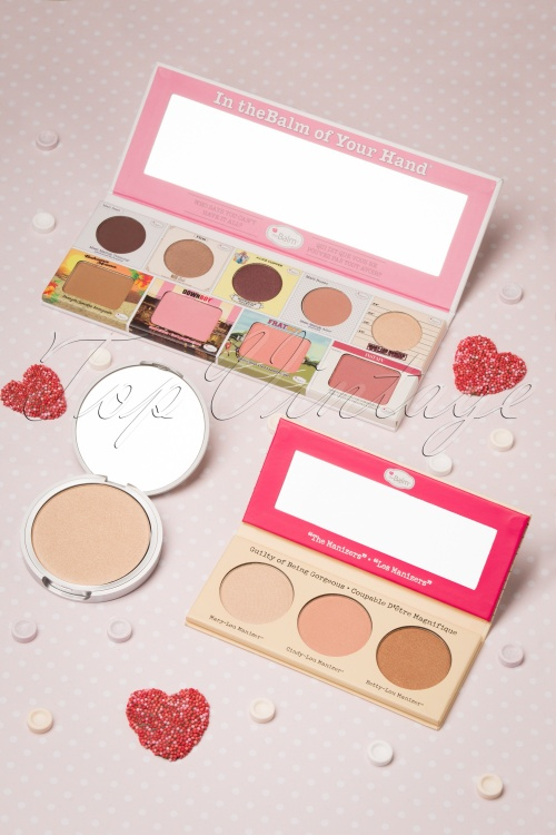 The Balm 30213 Makeup Lipgloss Shimmer Eyeliner Mascara Eyeshadow Highlighter 20190409 041 W