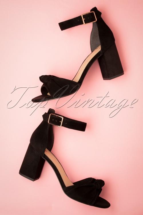 Tamaris 27831 Heels Black Sandal 20190404 048W