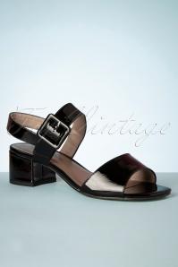 Tamaris 27826 Lak Heels Patent Sandal 20190404 017W