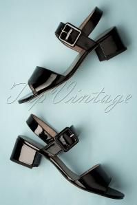 Tamaris 27826 Lak Heels Patent Sandal 20190404 006W