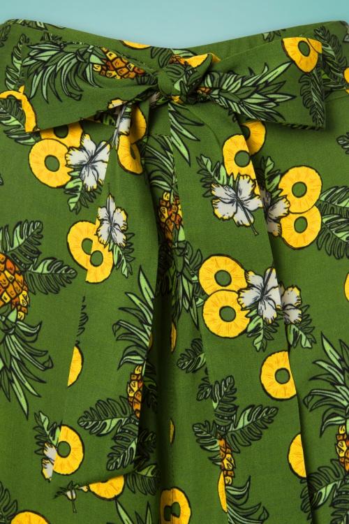 52f82df701a Collectif Clothing 27386 Kiko Pineapple Slice Trousers 20180816 003W