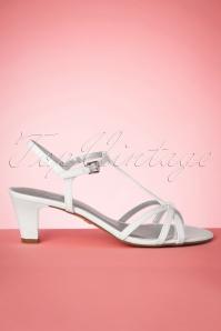 Tamaris 27832 Heels White Sandal 20190404 017W