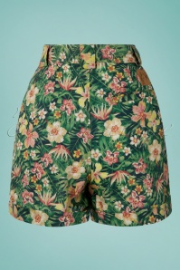 Queen Kerosin 27515 Shorts Tropical 20190411 0008W