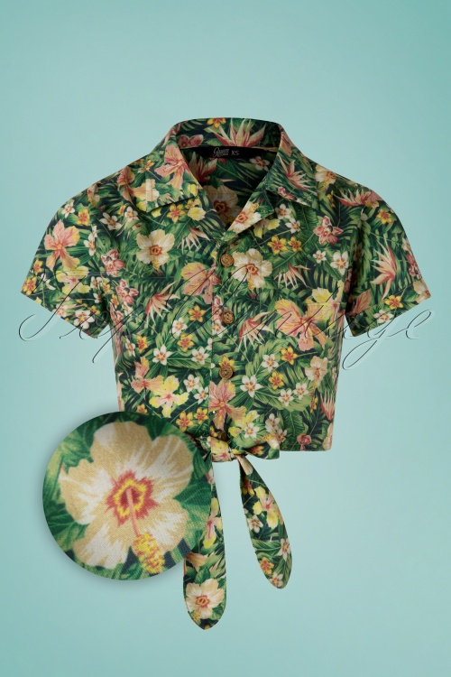 Queen Kerosin 27514 Blouse Tropical 20190411 0006Z