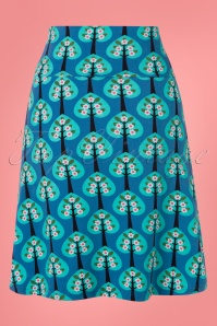 Tante Betsy 26667 Skirt Heart Trees Blue 20190411 0007W