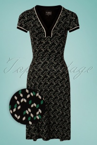 Vive Maria 60s My Fair Dress in Black