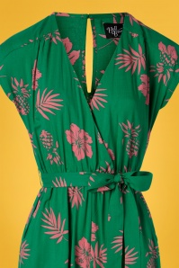 Bunny 28856 Jumpsuit Green Tropical 20190415 0008V