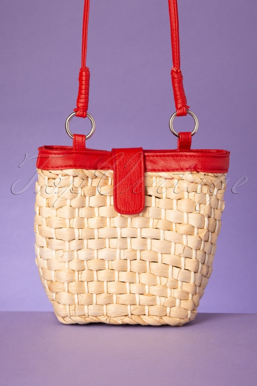 Darling Davine 28961 Bag in Red 20190415 001W