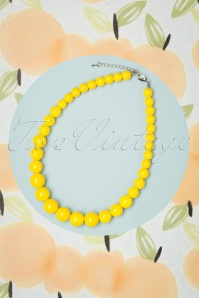 Collectif Clothing 27268 Natalie Bead Yellow 20190417 013 W
