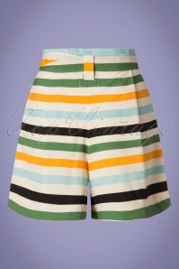 Compania Fantastica 27346 Striped Bow Short 20190416 008W