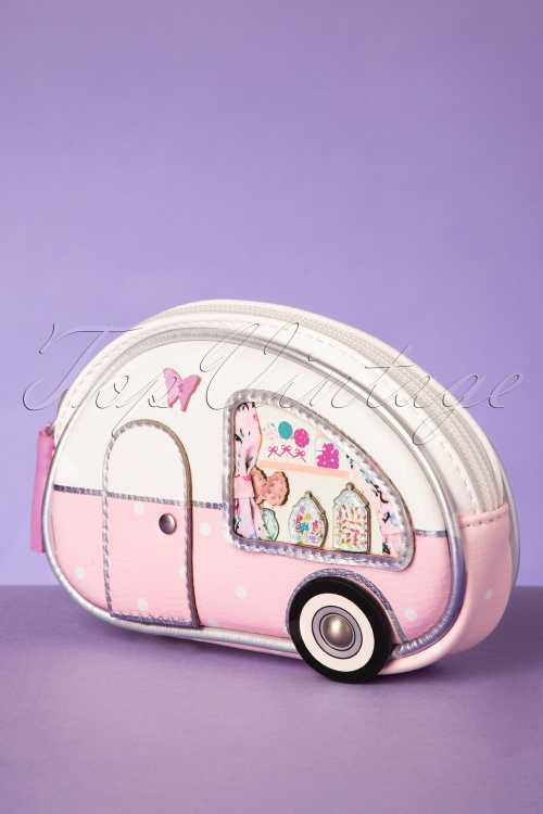 Vendula 28451 Sweetie Caravan White Pink 20190415 003W
