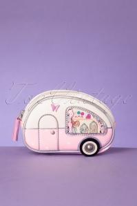 Vendula 28451 Sweetie Caravan White Pink 20190415 002W