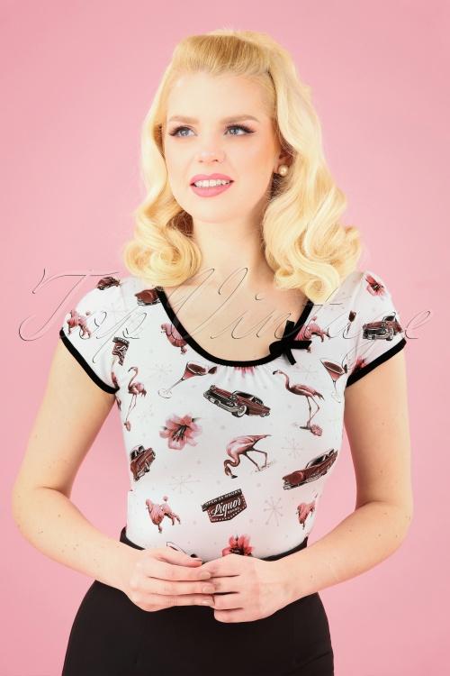 Sassy Sally Vegas T Shirt  111 59 16451 20150911 003 020W