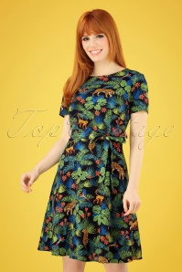 Sugarhill Brighton 27670 Ohara Jungle Dress 20190312 002 020W