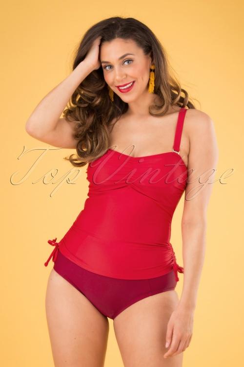 Jessica Rey 29062 Bikinitpants Elizabeth Red 20190417 0040W