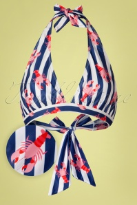 Collectif Clothing 27235 27236 Lobster Striped Bikini 20190418 00W1