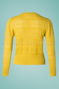Circus 27569 Yellow Cardigan 20190418 008W
