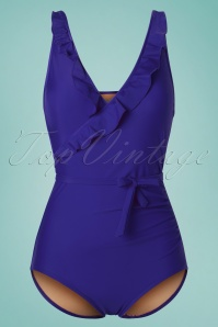 Jessica Rey 29058 Grace Purple Swimsuit 20190416 003W